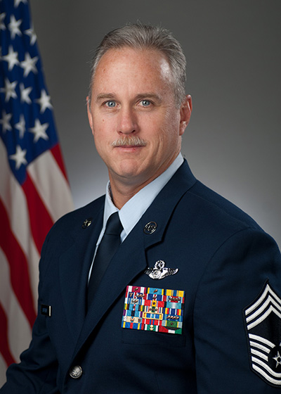 David M. Lafferty in Uniform